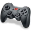 Computer game, controller DarkSlateGray icon