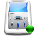mount, Mp3player Silver icon