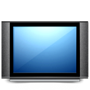 television, screen, Flat screen, monitor, Tv DarkSlateGray icon