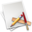 Pen, Draw, Applications, paper, File Icon