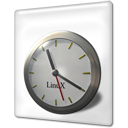 File, temp, Clock DarkGray icon