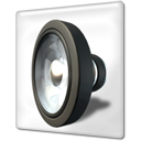 mp3 DarkSlateGray icon
