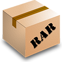 Rar BurlyWood icon