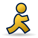 Aim Black icon