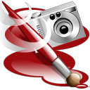 Gimp DarkRed icon