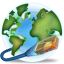 internet, network, Browser, globe, earth, global, international, world, planet Icon