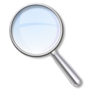 Kfind, search Lavender icon