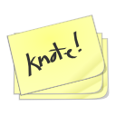 Knotes, Notes PaleGoldenrod icon