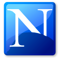 Netscape Aqua icon