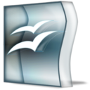 Ooo-web Silver icon