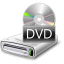 mount, Dvd Black icon
