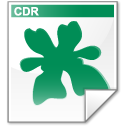 Cdr Teal icon