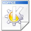 Koffice WhiteSmoke icon