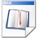 Man, document, Book WhiteSmoke icon