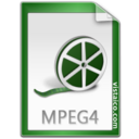 Mpeg4 Gainsboro icon