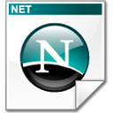 Netscape, document WhiteSmoke icon