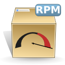 Rpm Black icon