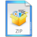 Zip Snow icon