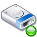 Hdd, mount Gainsboro icon