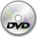 Dvd, unmount Silver icon
