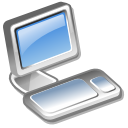 system DimGray icon