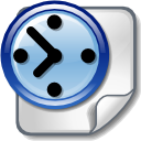 File, temporary SkyBlue icon
