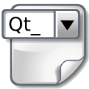 widget, document WhiteSmoke icon
