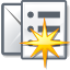 to, post, mail DimGray icon