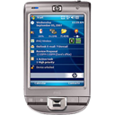 Mobile, hp ipaq 111, windows mobile, phone, Cell Black icon