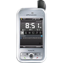 Htc apache, Mobile, phone Black icon