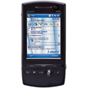 i-mate ultimate 6150, Cell, phone, Mobile Black icon