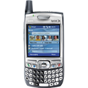 Palm treo 700w Black icon