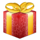 present, giftbox, Box, gift, christmas Icon