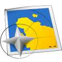 Kgeography Gold icon