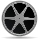 Kmplayer Black icon