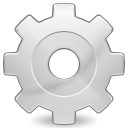 engine, system, Gear, preferences, Cog LightGray icon