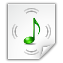 Ac, Audio WhiteSmoke icon