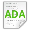 Ada, File WhiteSmoke icon