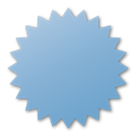 Blue, Label SkyBlue icon