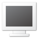 monitor DimGray icon