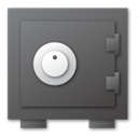 security DimGray icon