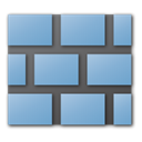 Blue, wall SkyBlue icon