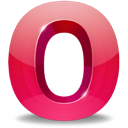 Browser, Opera Crimson icon