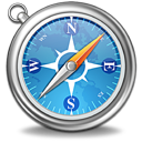 safari, Ne, compass, brower, Apple, Browser, north east Icon