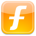 Furl, Badge Orange icon
