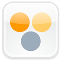 simpy, Badge WhiteSmoke icon