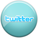 twitter PaleTurquoise icon