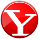yahoo Red icon