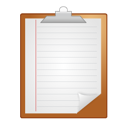 paper, Note, Notes, Clipboard WhiteSmoke icon