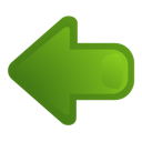 Arrow OliveDrab icon